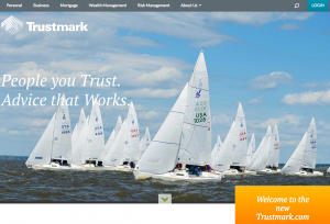 SEO & Content Strategy for Financial Services Company Trustmark